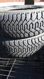 """Nordic Snow tires 15"""""""