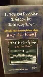 Tragically Hip - RARE - Day for Night Videos VCR Cambridge Kitchener Area image 2