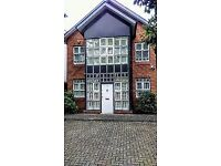 Central Cambridge detached 3 storey house with three bedrooms, and two shower rooms and one bathroom