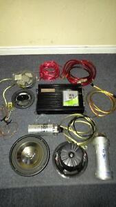 Kit de son pour auto