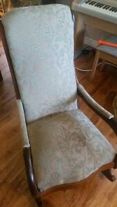 Antique Rocking Chair $150 OBO.