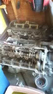 4.4 liter BMW n62 engine from 2002 745i