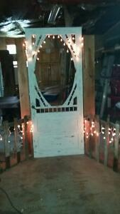 rustic wedding decor  rentals Kawartha Lakes Peterborough Area image 2