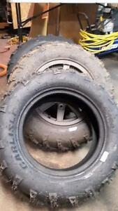 New and Used ATV Tires. MAKE AN OFFER YOU NEVER KNOW!