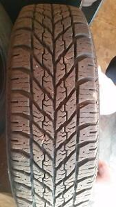 4 Like New Winter Tires