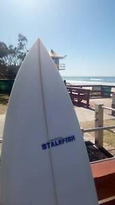 STALEFISH surfboards 6'3 Broadbeach Gold Coast City Preview