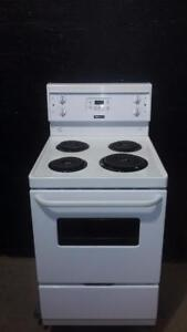 OS0458A Frigidaire Apartment Size Coil Top Oven FREE DELIVERY, INSTALLATION AND DISPOSAL INCLUDED