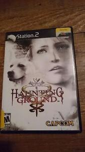 Haunting Ground for PS2