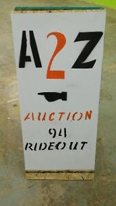 Have stuff to sell try us risk free A2Z Auction