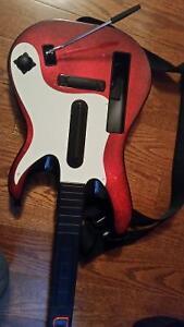 1 Guitar pour Wii