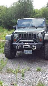 2008 Jeep Wrangler Green Other