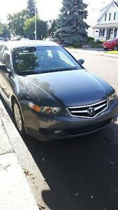 2008 Acura TSX Tech package low km, nego