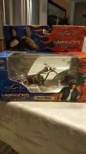 "American chopper ,,Black Widow "" toy Regina Regina Area image 1"