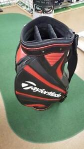 TaylorMade Tour Display Bag Red/Black