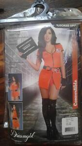"""Locked Up"" Prisoner Costume"