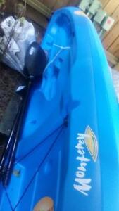 Lifetime 8 Ft Monterey Sit-On-Top Kayak - Brand New/Never Used