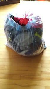 Full bag of boy clothes 24 months and 2t