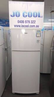 LOOKY HERE! Whirlpool 410L Fridge Freezer White