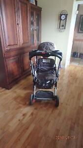 BabyTrend Sit & Stand LX poussette West Island Greater Montréal image 3
