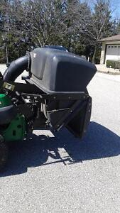 Rear Bagger Unit for John Deere Commercial Mower