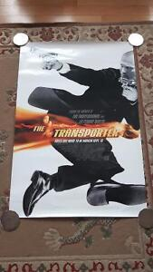 MOVIE POSTER- THE TRANSPORTER