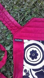 Baby hawk baby carrier, red, excellent condition