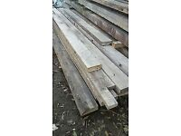 Hardwood Beams