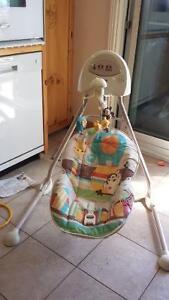 Balançoire pour bebe