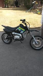 For Sale 2005 Dirtbike 70 cc