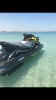 2015 Yamaha FX SVHO Supercharged Jetski
