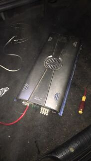 1000w 4 channel amp