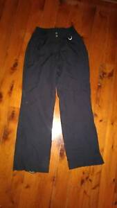Ladies Ski Pants Size 10 Glenbrook Blue Mountains Preview