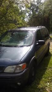 1999 Pontiac Trans Sport longue Minivan, Van