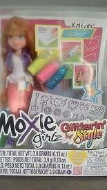 Moxie girls doll - hard to find - Kellan £12
