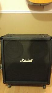 Cabinet Marshall 4x10  made in England 120w RMS 16hohms