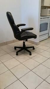 Height Adjustable, Reclining Office Chair