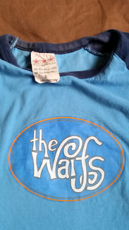 Waifs t-shirt - collector's item