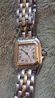 authentic 18kt women's Cartier Panthere watch*priced2sellQuick**