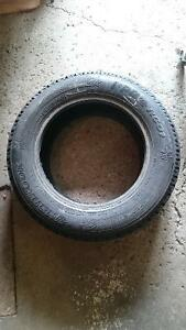 One Hankook I*pike tire 185/65R14 West Island Greater Montréal image 4