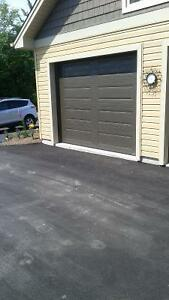 GARAGE DOORS BROWN