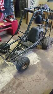 Go Cart for sale (Needs some work) $300ono Travellers Rest Meander Valley Preview