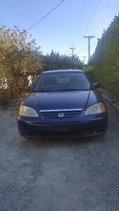 2003 Honda Civic Sedan 5 spd