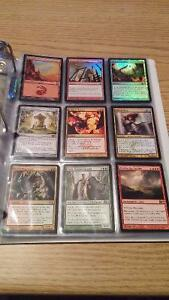 SELLING assortment of Magic the Gathering game cards