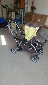 Baby Trend- Sit & Stand stroller