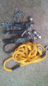 Lot of Trailer Hitch Items