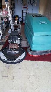 2 Cleaning Machines for sale/ 2