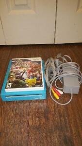 Nintendo Wii- doesn't include controllers or sensor bar!
