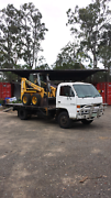 Bobcat and tipper hire South Brisbane Brisbane South West Preview