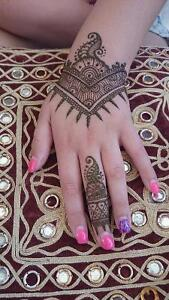 Professional, Certified henna artist for your next event. London Ontario image 8