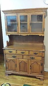 Vaisselier (buffet) antique / antique hutch, urgent sale!